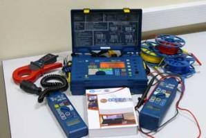 Прозвонка обмоток электродвигателя или кабеля