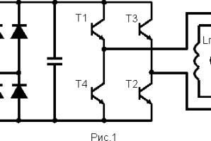 Регулятор оборотов электродвигателя