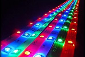 Подсветка помещения светодиодами: электрический аспект