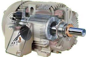 Устройство постоянного и переменного генератора тока