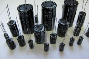 Виды конденсаторов и их характеристики