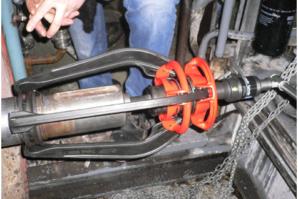 Замена подшипника электродвигателя