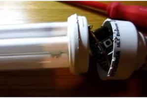 Ремонт люминесцентных ламп