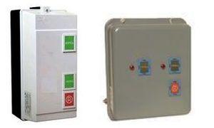 Включение реверсивного магнитного пускателя: схема и принцип работы