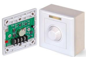 Как подключить диммер к люминесцентным и светодиодным лампам?