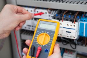 измерение электрического тока