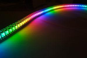 За счет чего светодиоды меняют цвет?