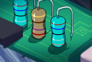 Какой резистор нужен для светодиода?