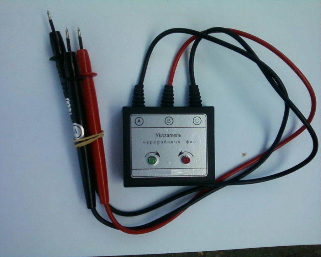 Как использовать простой фазоискатель?
